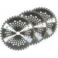 Brush Cutter or Multi Tool Circular Cutting Blade 3 Pack