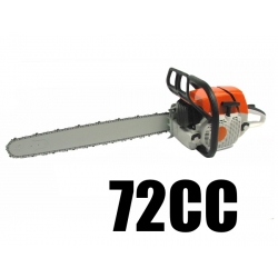CHAINSAW 72CC ATLAS SUPER DELUXE