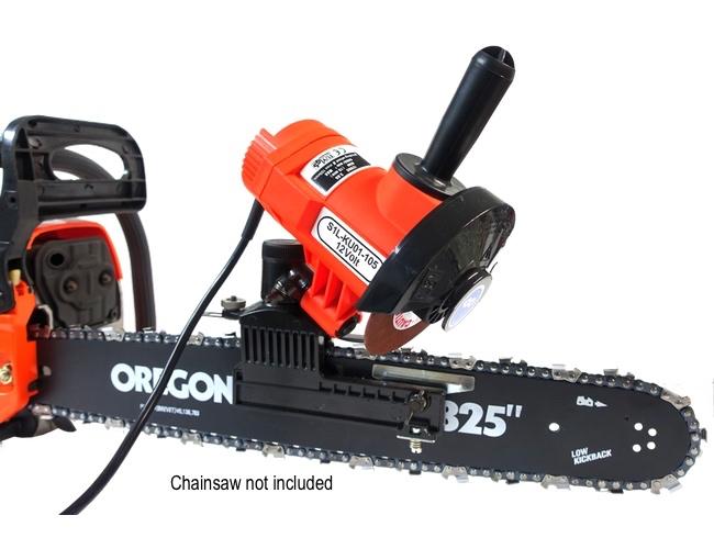 chainsaw sharpener portable 12 volt